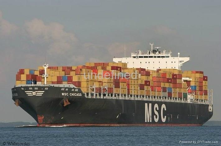 青岛艾斯兰德国际货运代理青岛至非洲 3