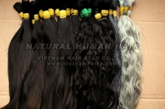 NEW PRODUCT HIGH QUALITY VIRGIN HUMAN HAIR EXTENSIONS