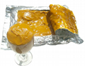 yellow peach puree concentrate with brix
