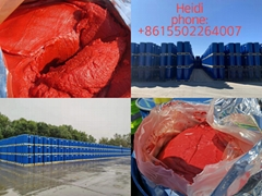 tomato paste ketchup in drum with 30-32% brix hot break 2021 crop