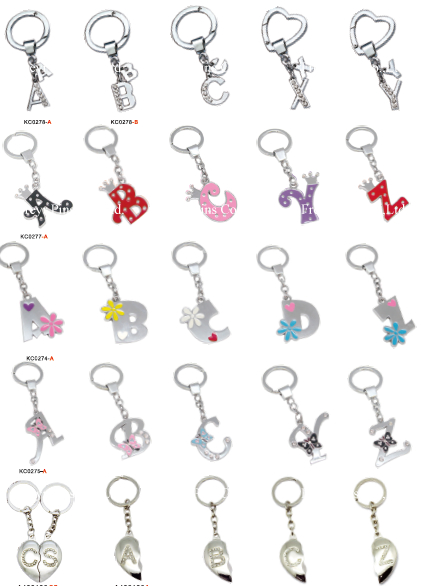 Promotional Metal Key Chain with Custom Design, and your logo 1