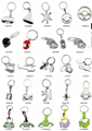 Promotional Metal Key Chain with Custom Design, and your logo 4