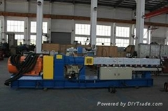 High quality co rotating twin screw extruder for masterbatch