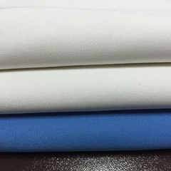 100% polyester twill fabric used for workwear dyed color