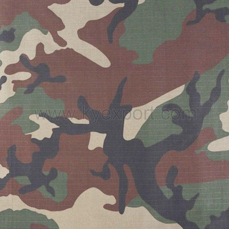 TC (Polyester cotton ) Printed Fabric 1