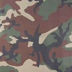 TC (Polyester cotton ) Printed Fabric
