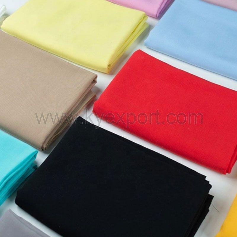 TC(Polyester cotton ) Shirting Fabric 1