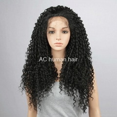 synthetic wig african