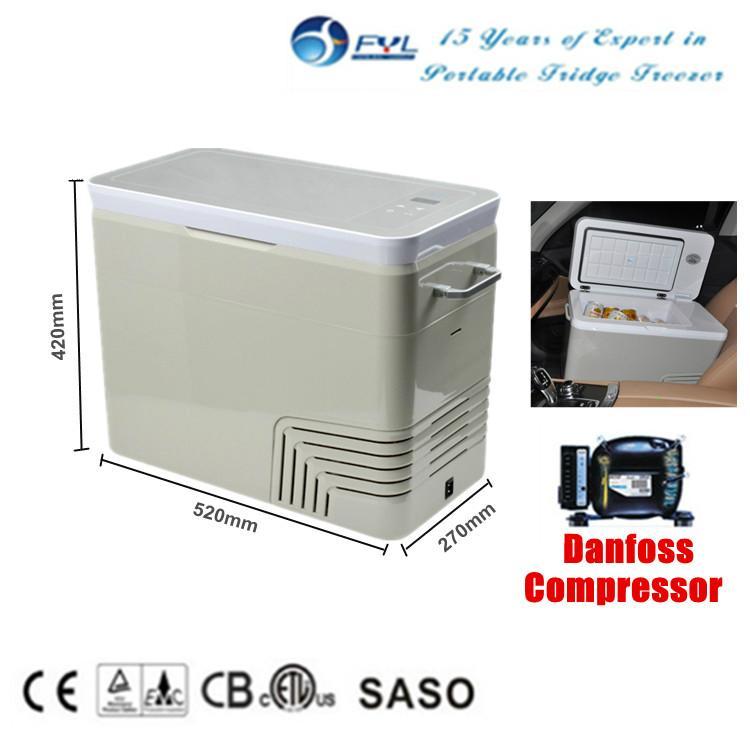 portable auto mini fridge 1