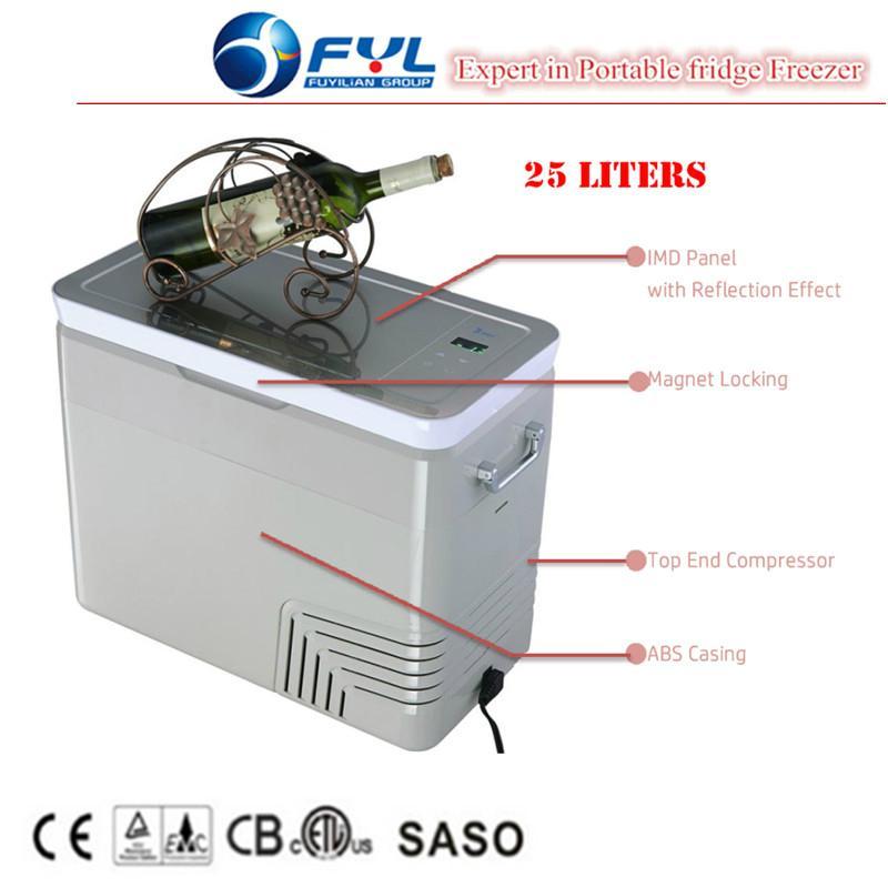 portable auto mini fridge 4