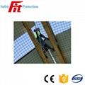 Fall prevention nylon safety  net