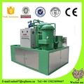 Portable vacuum waste oil recycling