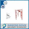 Scaffolding System A Frame Ladder 1