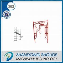 Scaffolding System A Frame Ladder