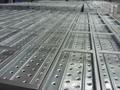 galvanized scaffolding steel walk plank