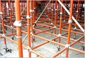 Movable mini scaffolding for