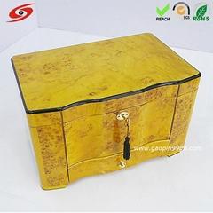 Cigar wood box customize