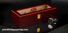 Watch wooden box customize
