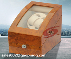 Watch wooden box customize