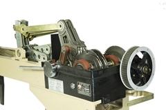 江苏牛牌纺机喷水织机积极式凸轮开口装置厂家直供织机小龙头