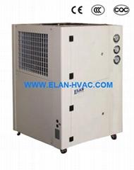 Industrial chiller  R407C R22 CE UL 230V 380V 460V