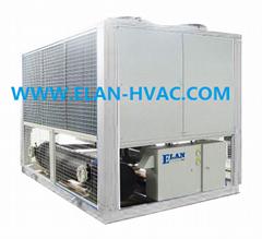 Air cooled Industrial chiller  R407C R22 R134a UL CE380V 400V 460V