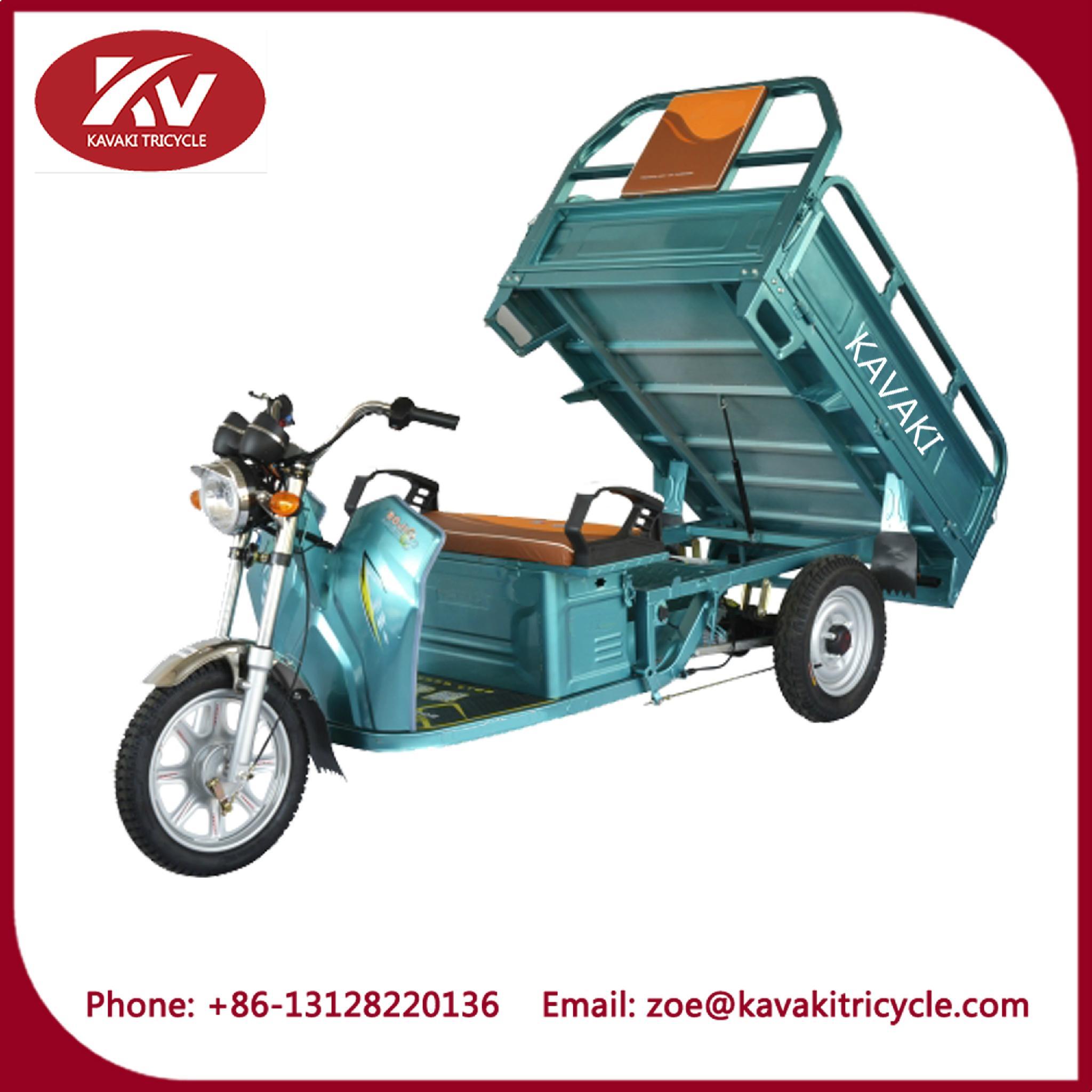 three wheel electric motorcycle 2