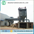 High efficient industrial air cyclone dust collector 5