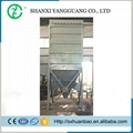 Single bag industrial dust collector 2