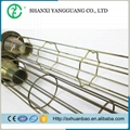Carbon steel filter bag cage for dust collector 2
