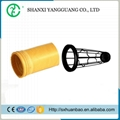 Carbon steel filter bag cage for dust collector 5