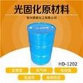 UV真空电镀面漆专用树脂HD-6300
