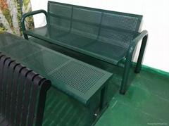 leisure bench