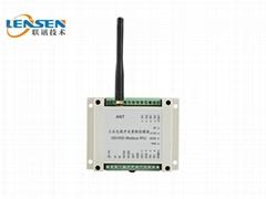 IO module 2DI 2DO Wireless ON OFF control relay pump valve contr