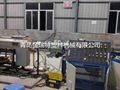 Large diameter winding pipe production