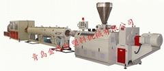 Water supply pipe equipment