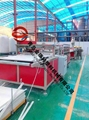 UPVC water supply pipe production line 5