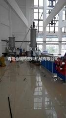 PET/PP plastic packing belt production line
