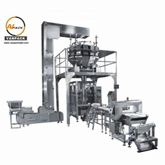 Automatic Coffee Bean Packing Machine With Exhaust Valve