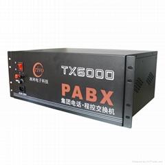 供应佛山冰河/交换机设备/电话交换机/TX6000