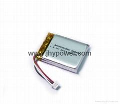 High Temp. Lithium Polymer Battery 85degree environment Using 900mAh