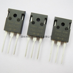 长期供应400V20A供阴供阳二极管FMG34S/FMG34R