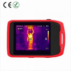 Uni-T UTi120T Pocket IR Thermal Imager Camera 3.5inch LCD Touchscreen max400C Te