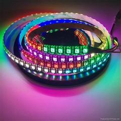 K6812 96Leds/m 96IC/m Pixel LED Strip Full Color SMD5050 Waterproof