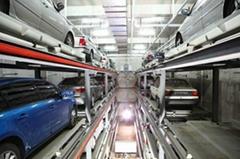 垂直昇降類立體停車庫