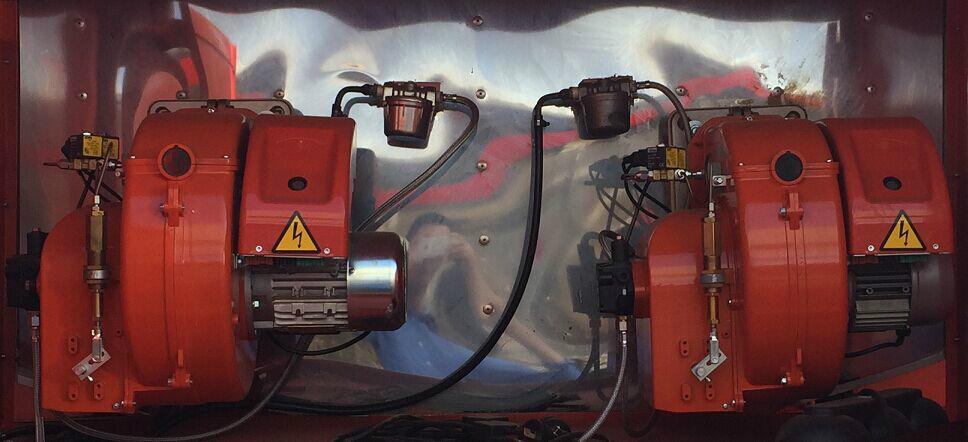 Baltur TBL 45 P  450KW 二段火 柴油燃燒器 意大利原裝 價格  5