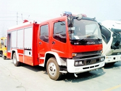 五十鈴FTR消防車