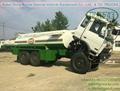 6x6 AWD refuel tanker truck 1