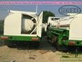 6x6 AWD refuel tanker truck 2