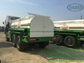 6x6 AWD refuel tanker truck 3